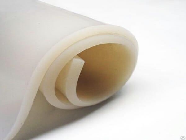 силиконовая пластина