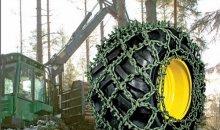 купить цепи противоскольжения для спецтехники в украине